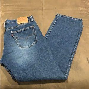 Men's Levi's 501 Jeans Vintage 34x30 34